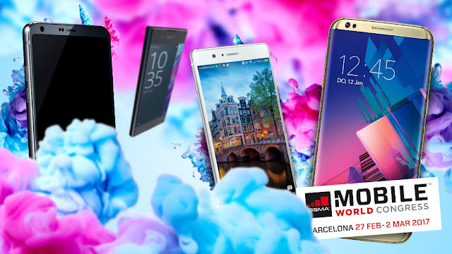 MWC 2017: Galaxy S8, LG G6 and Nokia's comeback - the trade fair preview!