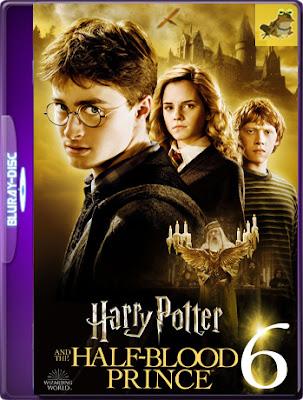 Harry Potter y El Príncipe Mestizo (2009) [1080p – 60 FPS] Latino [GoogleDrive] [MasterAnime]