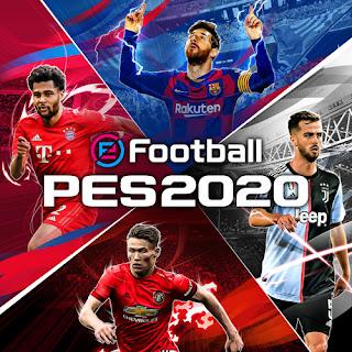 تحميل لعبة  eFootball PES 2021 5.3.0 Full Apk + Data كاملة للاندرويد