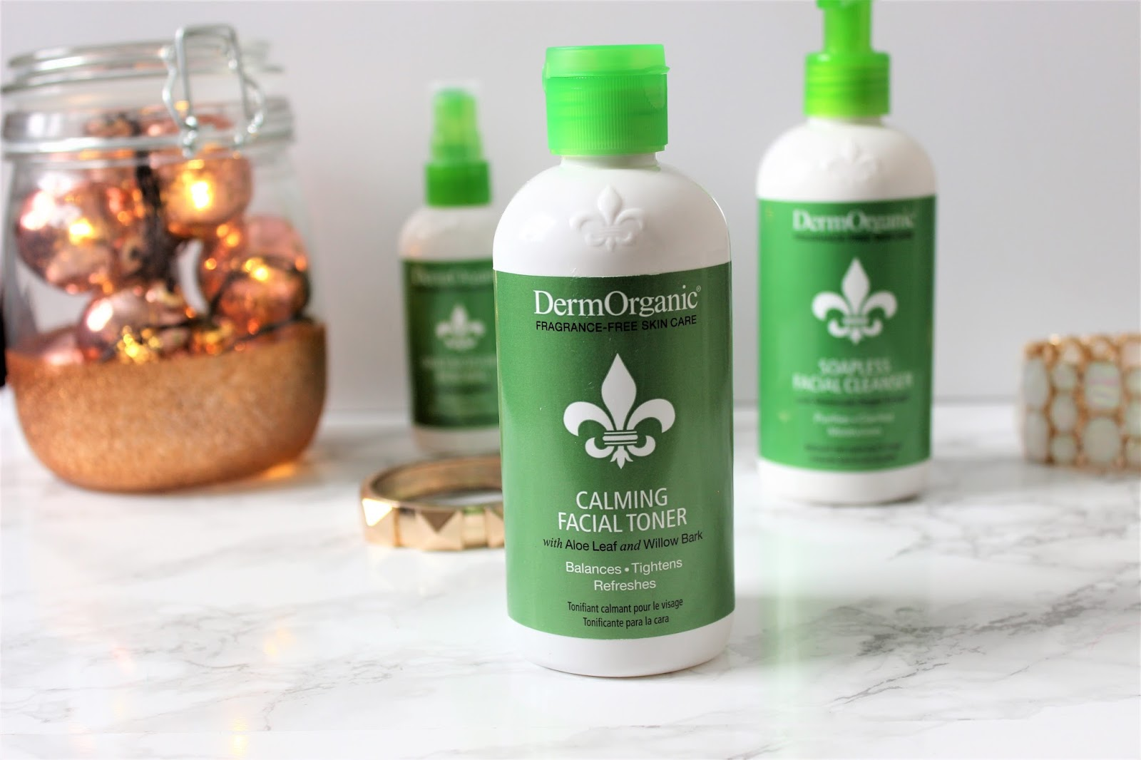 DermOrganic Vegan Skincare Review
