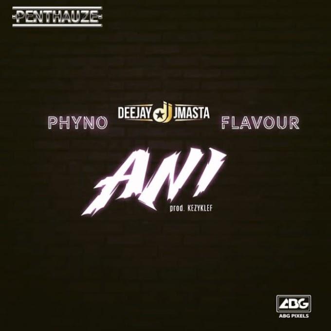Deejay Jmasta ft Phyno_Ani x Flavour mp3.