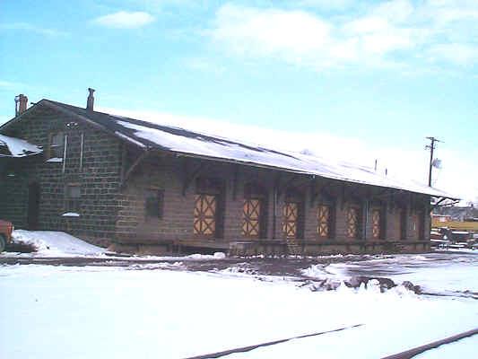 Quakertown Freight Station