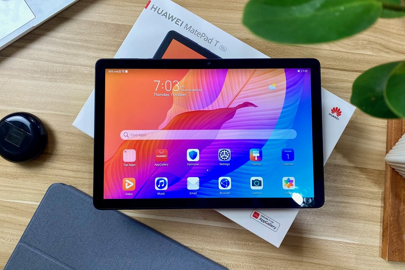 Huawei MatePad T 10s Unboxing Philippines