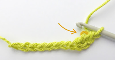 Back-linked crochet stitches - img 5