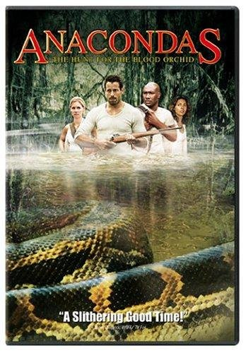 Poster Of Anacondas 2 The Hunt For The Blood Orchid 2004 720p Hindi BRRip Dual Audio