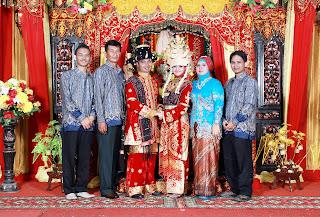 Keluarga Paruhum Hasibuan & Rosmalina Batubara