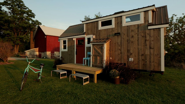 Watertown by Wishbone Tiny Homes