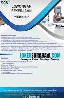 Info Loker Surabaya di PT. Dimensi Citra Semesta Agustus 2020