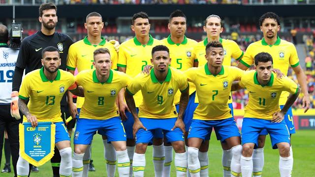 نتيجة مباراة البرازيل وباراجواي اليوم يلا شوت حصري brazil-vs-paraguay الجمعة 28/06/2019 كوبا أمريكا