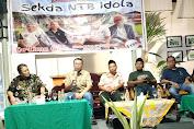 Diskusi M16, Gubernur NTB dengar Masukan Calon Sekda