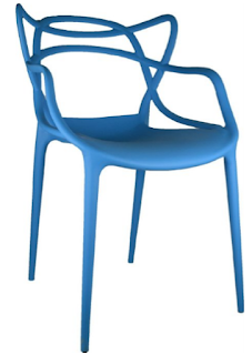 Daisy Retro Chair Bar Stool