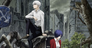 Tokyo Ghoul re Season 2 Batch Subtitle Indonesia