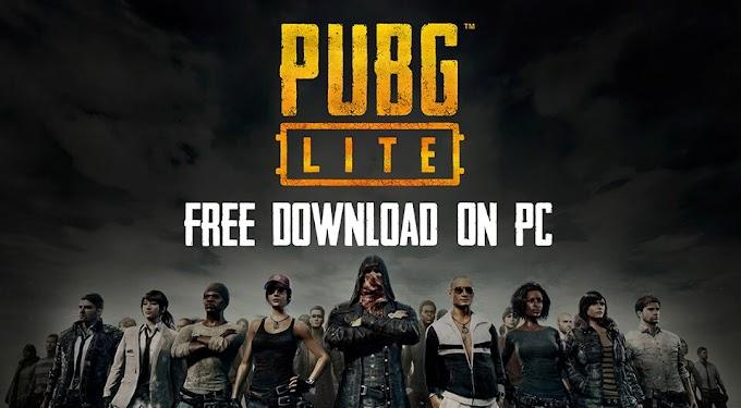 تحميل لعبة PUBG Lite