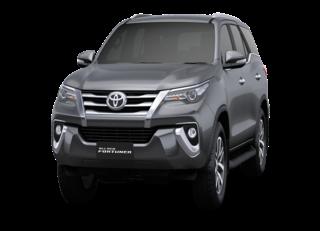 Rental Mobil Fortuner di Banjarmasin