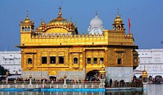 viaggio triangolo d'oro con tempio d'oro