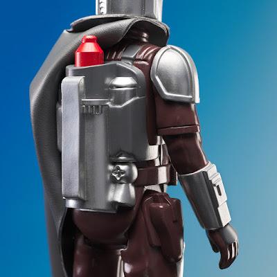 "The Mandalorian 12"" Jumbo Vintage Kenner Star Wars Action Figures by Gentle Giant"