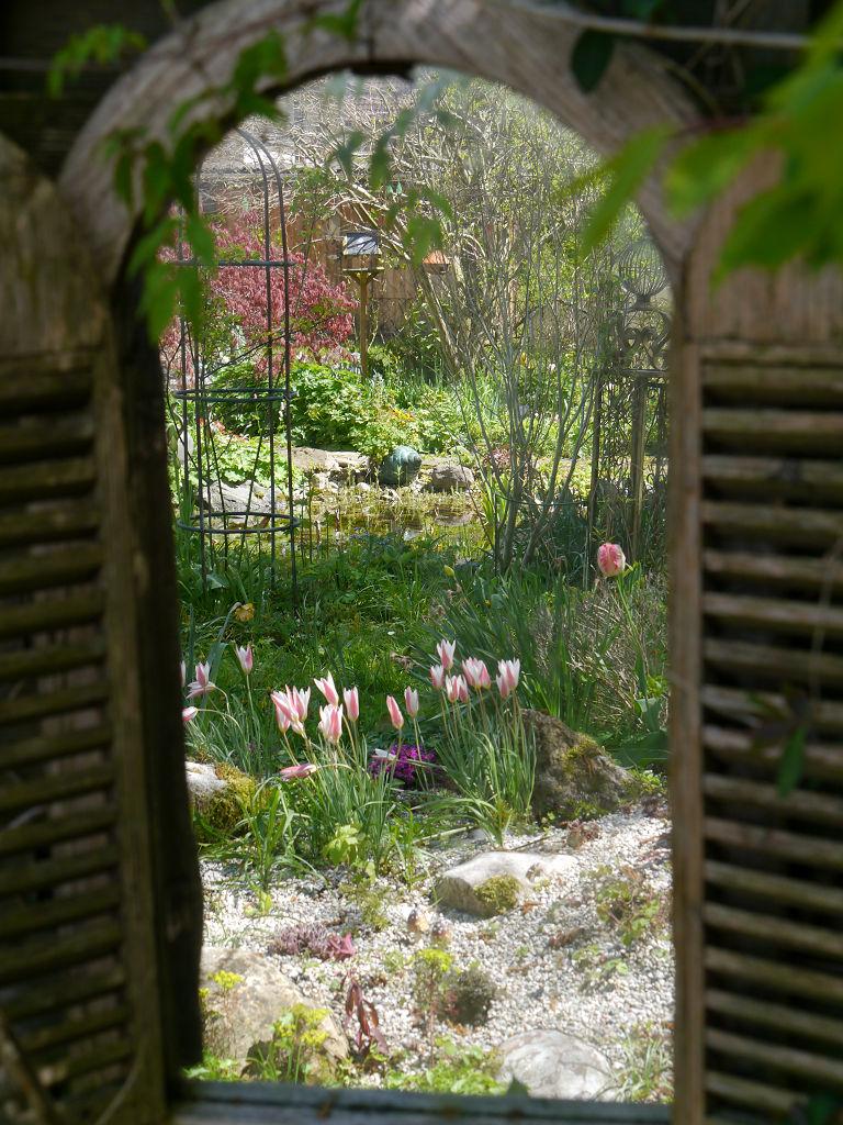 Spiegel Im Garten garten impressionen mai in wurzerls garten may in wurzerl s garden