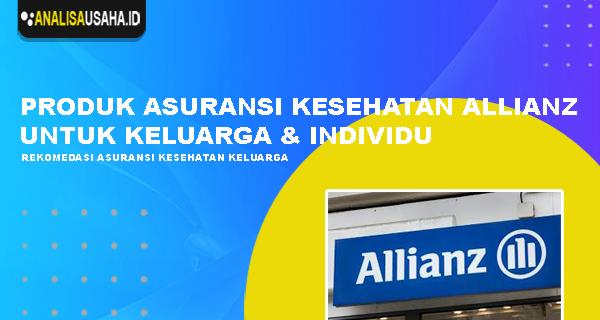Daftar Asuransi Kesehatan Allianz Terbaik