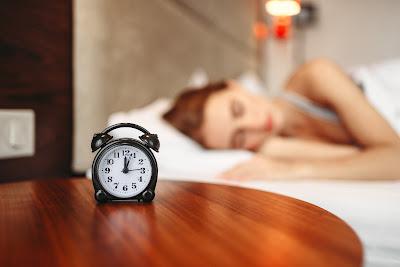時計_睡眠