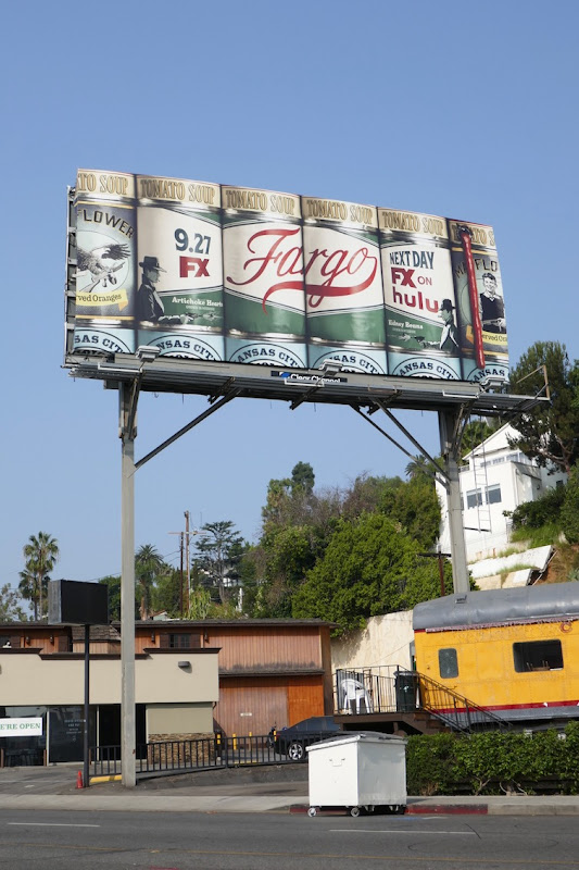 Fargo season 4 billboard