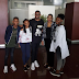 Lovely photo of COZA pastor, Biodun Fatoyinbo, his wife and children
