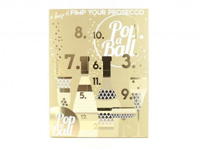 Popaball 12 Days of Pimp Your Prosecco Calendar