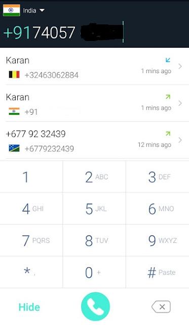 Fake Number से Call कैसे करे, बिना Number दिखाये Private Call करे