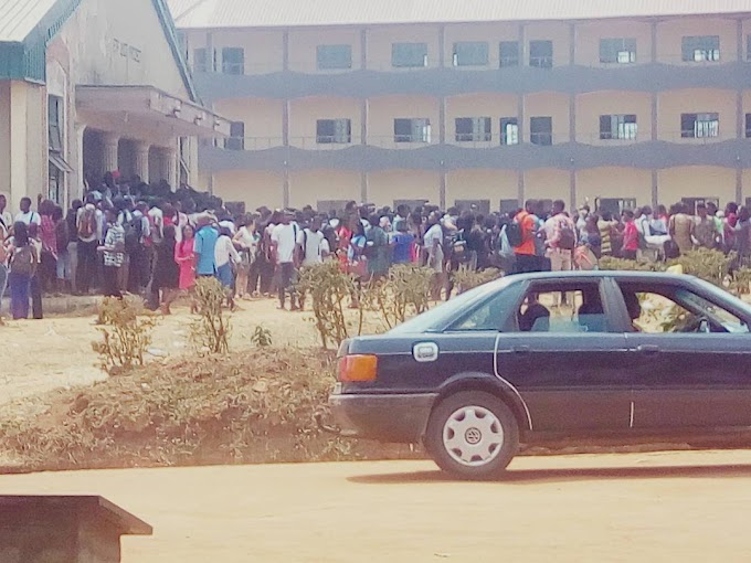 The Facts About UNIBEN Students' Protest