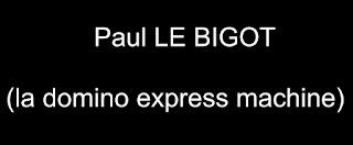 Vidéo de Paul LE BIGOT 6èG