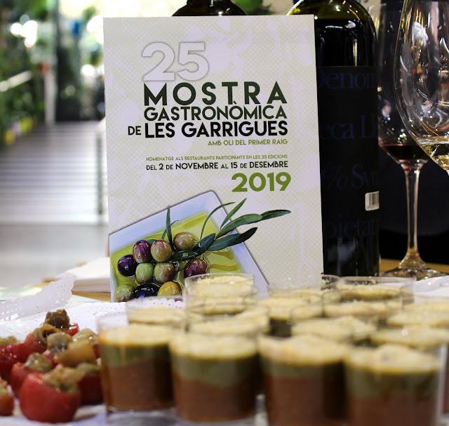 25ª edició de la Mostra Gastronòmica de les Garrigues