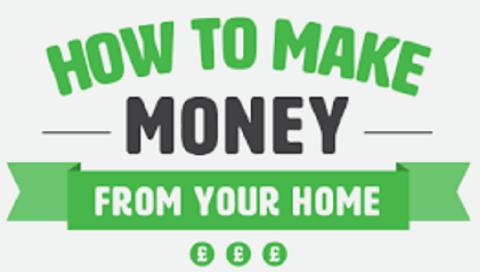 how to earn money at home online