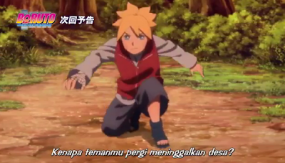 Boruto Episode 133 Subtitle Indonesia
