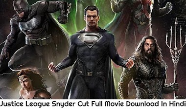 Justice League Snyder Cut Full Movie Download In Hindi Filmyzilla, Mp4moviez, MoviesFlix, Moviesda, Filmywap Trends on Google