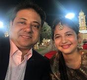 Vipul Malhotra, Ayah Harshaali Malhotra