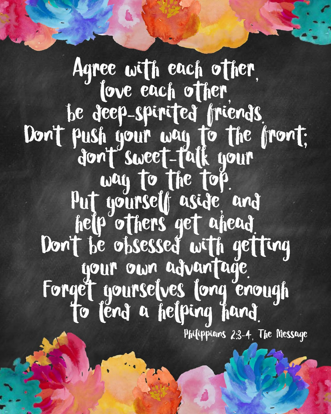 Sweet Blessings Wise Advice On A Monday Morning