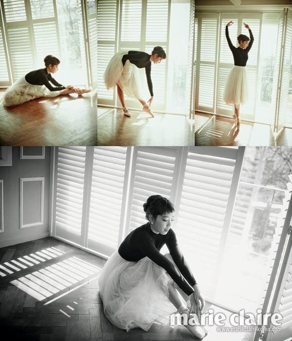 Park Shin Hye, Park Shin Hye Marie Claire
