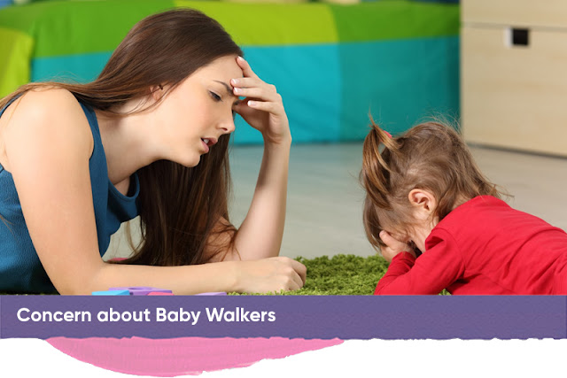 Reasons why you should not rely on baby walker