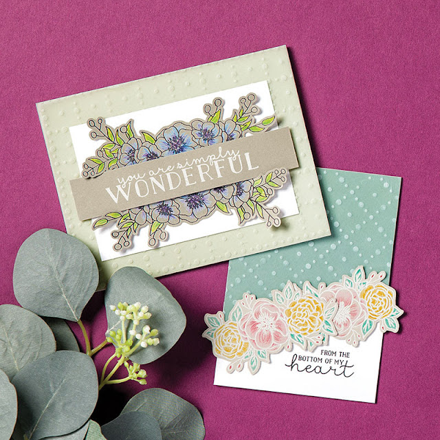 So Very Vellum Stampin Up