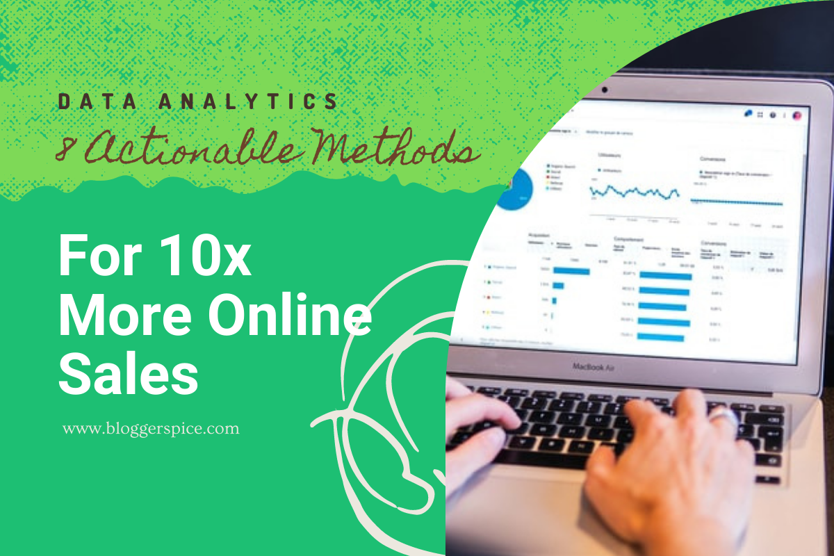 How to Use data Analytics to Boost E-commerce Sales