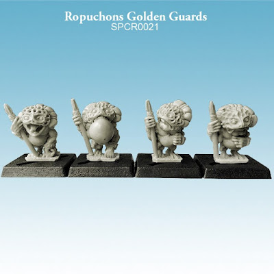 Ropuchons Golden Guards