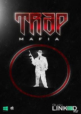 Cover Box da Library StudioLinkedVST - Trap Mafia (KONTAKT)