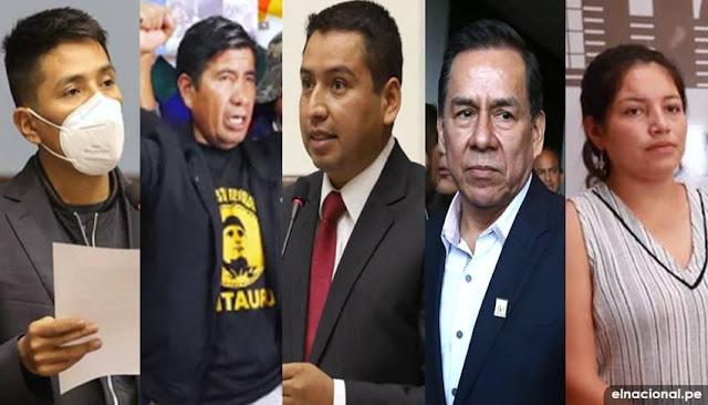 Cinco congresistas de UPP se reunieron con Antauro Humala en prisión