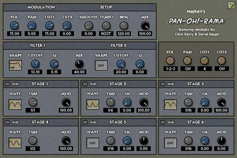 Pan Oh! Rama VST Plugin Download