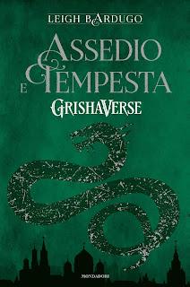 secondo volume Grisha Trilogy