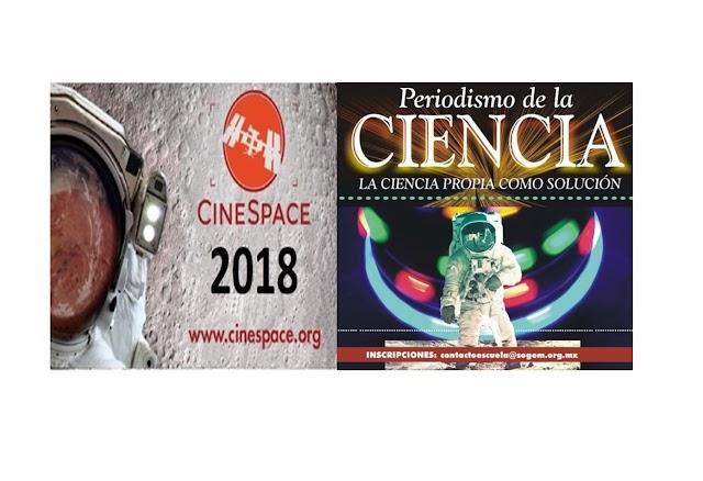 CONTINÚAN ABIERTAS CONVOCATORIAS DE AEM EN JULIO   PARA IMPULSAR TALENTO ESPACIAL DE JUVENTUD MEXICANA