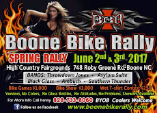 Boone Bike Rally/Spring