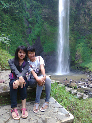 vvAir Terjun Pelangi - Bandung 2012