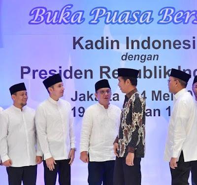 M. Kadafi Lolos ke Senayan, Presiden Jokowi Ucapkan Selamat
