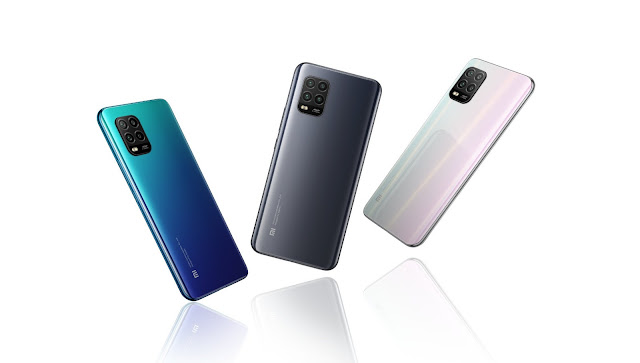 Présentation : Xiaomi Mi 10 Lite 5G