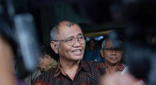 UU KPK Hasil Revisi Segera Berlaku, Agus Rahardjo Cs Pasrah